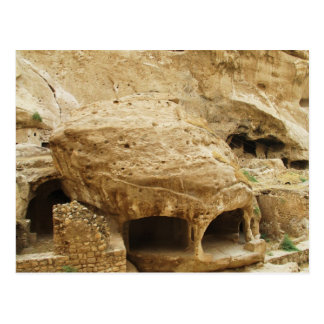 The CAVES of the City of Hasankeyf, Turkey Postcards
