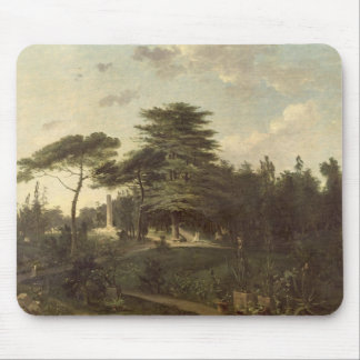 The Cedar of Lebanon in the Jardin des Plantes Mouse Pad