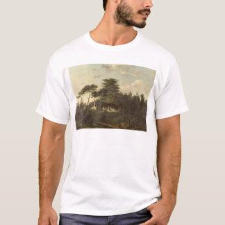 The Cedar of Lebanon in the Jardin des Plantes T-Shirt