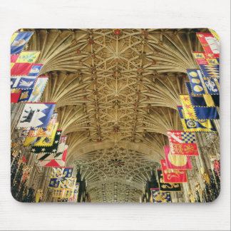 The Ceiling of St. George's Chapel, Windsor Mouse Pad