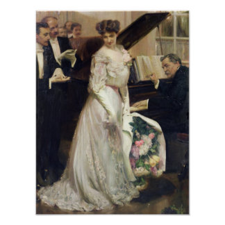 The Celebrated, 1906 Poster