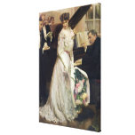 The Celebrated, 1906 Stretched Canvas Print