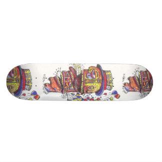 The Celebration Skateboard Decks