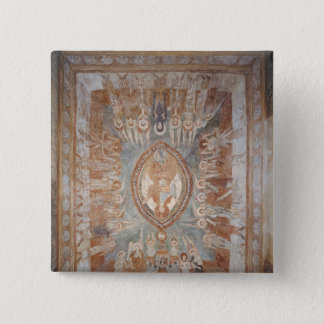 The Celestial Court Pinback Button
