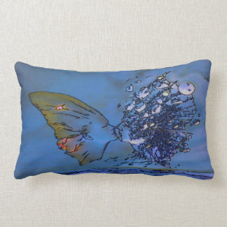 The Celestial Kiss Lumbar Pillow