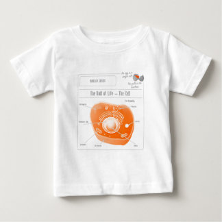 The Cell- Biology Series Baby T-Shirt