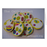 The Cell Project Greeting Card