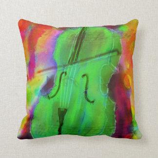 The Cello Pillow