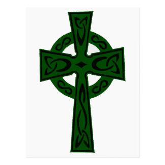 The Celtic Cross Postcard