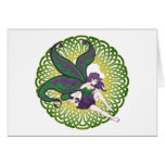 The Celtic fairy Nightshade Greeting Cards