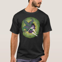 The Celtic fairy Nightshade men's t-shirts