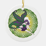 The Celtic Nightshade Fairy ornaments 2