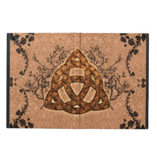 The celtic sign with roses powis iPad air 2 case