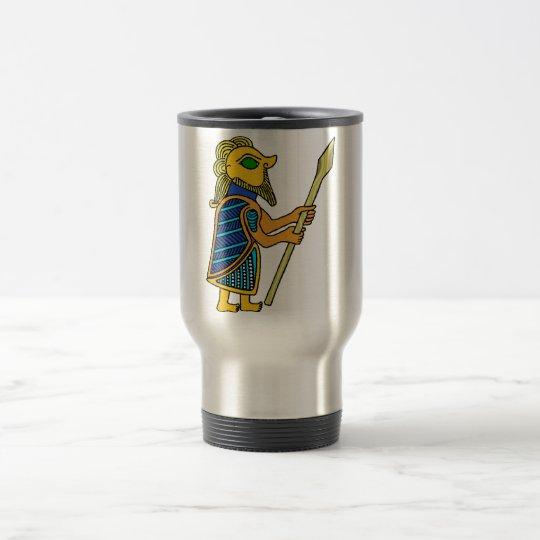 The Celtic Warrior - An Laoch Ceilteach Travel Mug