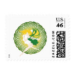 The Celtic Wish fairy stamps