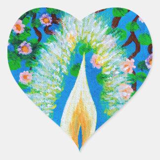 The Cendel Heart Sticker