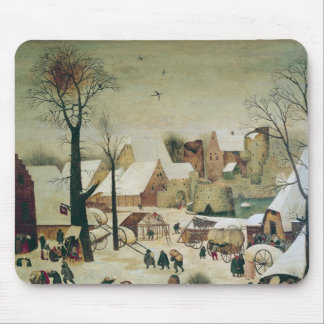 The Census at Bethlehem Mouse Pad