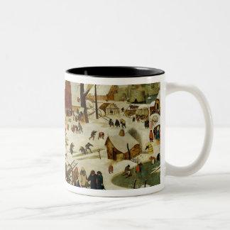 The Census at Bethlehem Coffee Mugs