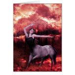 The Centaur Greeting Card
