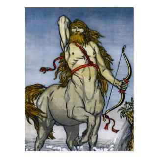 The Centaur Postcard