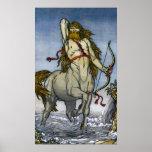 The Centaur Print