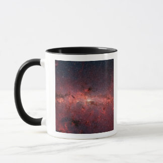 The center of the Milky Way Galaxy Mug