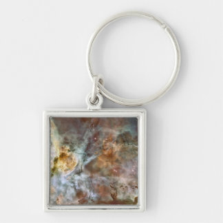 The central region of the Carina Nebula Keychain