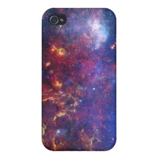 The central region of the Milky Way galaxy iPhone 4/4S Cases
