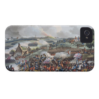 The Centre of the British Army in Action at the Ba iPhone 4 Case-Mate Cases
