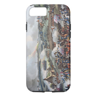 The Centre of the British Army in Action at the Ba iPhone 8/7 Case