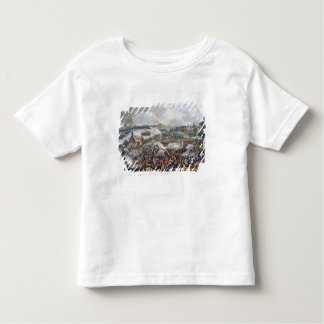 The Centre of the British Army in Action at the Ba Toddler T-shirt