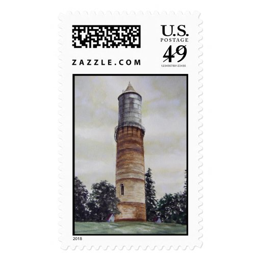 The Century Watertower-stamps