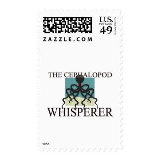 The Cephalopod Whisperer Postage