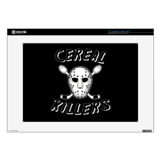 The Cereal Killers Ice Hockey Laptop Skins