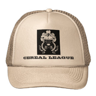 The Cereal Lid! Trucker Hat