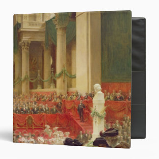 The Ceremony at the Pantheon 3 Ring Binder