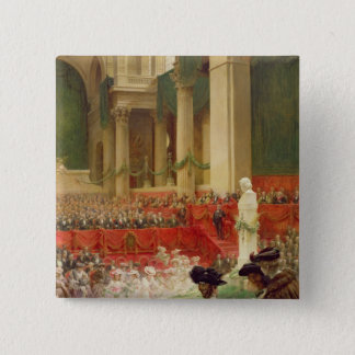The Ceremony at the Pantheon Pinback Button