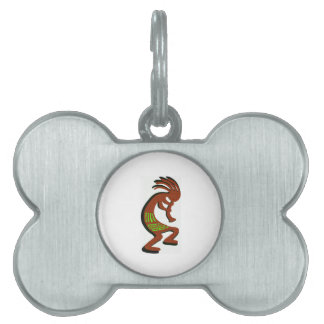 THE CERMONY BEGINS PET TAG