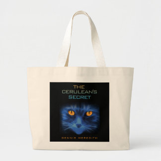 The Cerulean's Secret tote bag