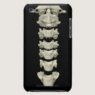 The Cervical Vertebrae 7 iPod Touch Case