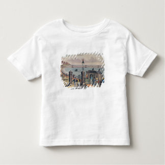 The Chain Pier on the front at Brighton Toddler T-shirt