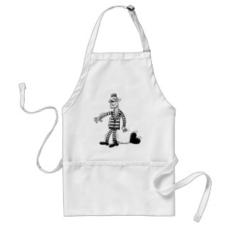 The Chains of Love Adult Apron