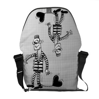 The Chains of Love Messenger Bag
