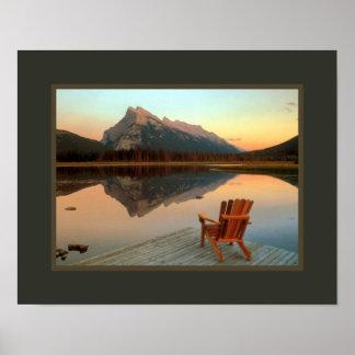 The Chair, Photo Print