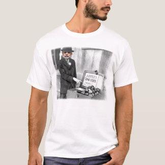 The Chairsatan and his Apple Cart T-Shirt