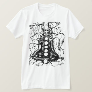 The Chakra Tree of Life T-Shirt
