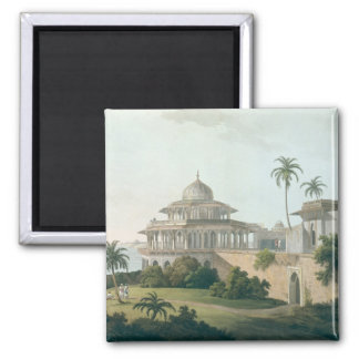 The Chalees Satoon, in the Fort of Allahabad on th Magnet