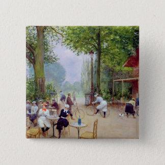 The Chalet du Cycle in the Bois de Boulogne Button