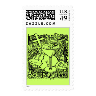 'The Chalice' Stamp