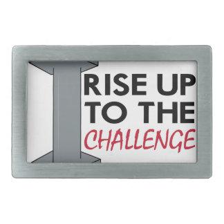 The Challenge Belt Buckle